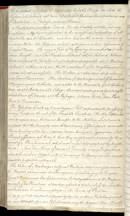 Reflections on British Interest In The Caribbean -Page 356v